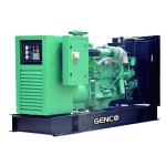Diesel Generator Set 312 Kva~1000 Kva Powered by Cummins Engine @ 1800rpm, 60Hz