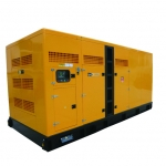 Diesel Generator Set 30 Kva~100 Kva Powered by Cummins Engine @ 1800rpm, 60Hz