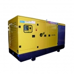 Diesel Generator Set 25 Kva~250 Kva Powered by Cummins Engine @ 1500rpm, 50Hz