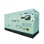 Diesel Generating Set Powered by Perkins Engine @ 1800rpm, 60Hz