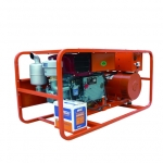 Diesel Generating Set 10kva ~18kva powered by Changchai engine @2200rpm, 50Hz