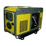 Diesel Generating Set 10kva-42kva powered by Yangdong engine @1800rpm, 60Hz