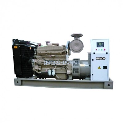Diesel Generator Set 300 kva~1000 kva Powered by Cummins Engine @ 1500rpm, 50Hz
